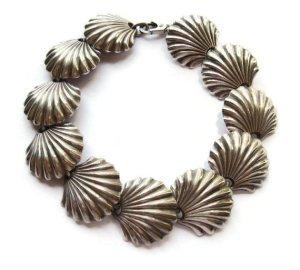 Vintage 835 Portuguese silver bracelet.