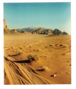 Wadi Rum, 1985.