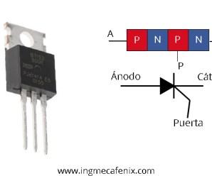 ¿Que es un tiristor y como funciona?