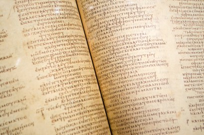 Greek Codex Vaticanus