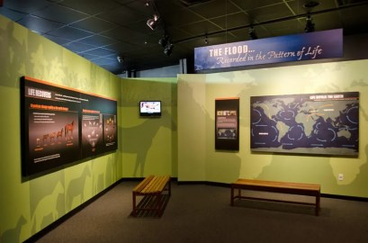 Flood exhibit