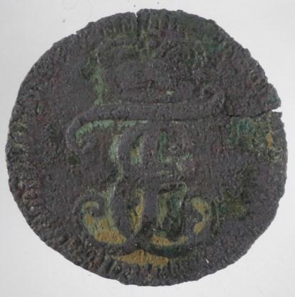 1736 - 3 Heller Sachsen-Hildburghausen (Ernst Friedrich II) 2