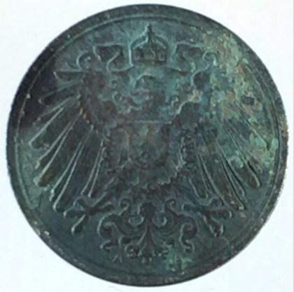 1907 - 1 Pfennig A