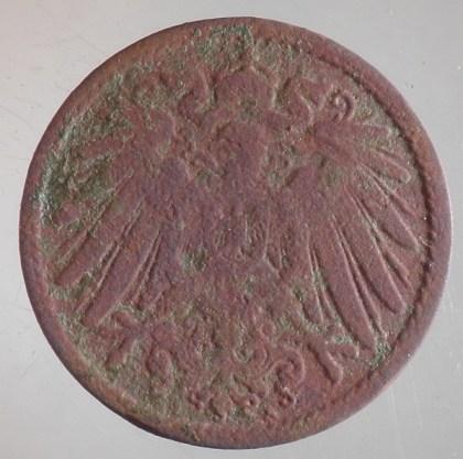 1910 - 5 Pfennig 2