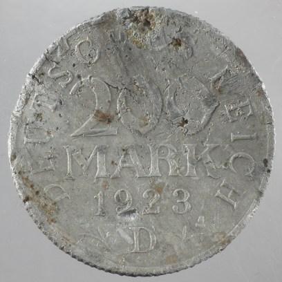 1923 - 200 Mark D 1