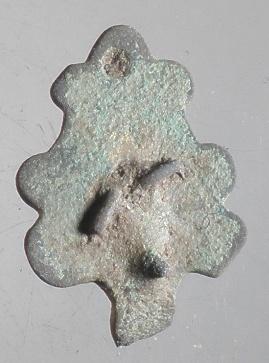 Fragment Schmuckstück mit Stein 2