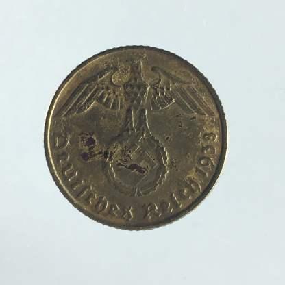 1938 - 5 Pfennig A 2