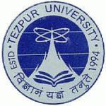 Tezpur University Recruitment 2018-2019 Project Fellow 01 vacancy