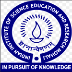 IISER Mohali Recruitment 2020 Project Assistant 01 vacancy