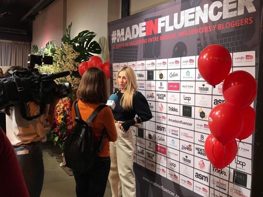 Event #madeinfluencer at Ingracia