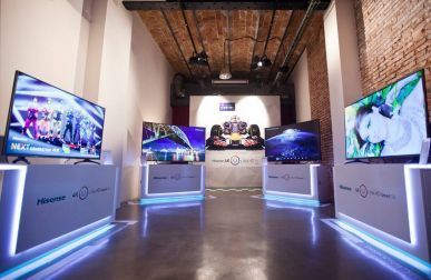HISENSE & REDBULL @ MOBILE WORLD CONGRESS