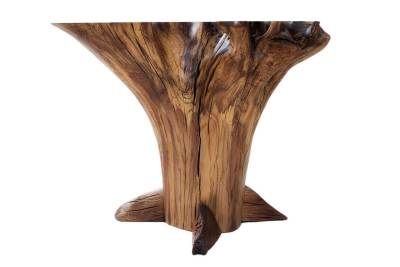 Chestnut Oak Dining Table without Glass top 06