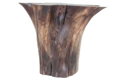 Black Walnut Dining Table - Back 2