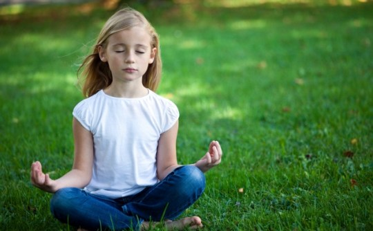 Ingredients of wellness - childrens mindfulness