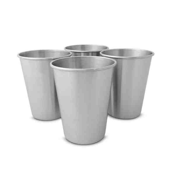 4 Elephant Cups
