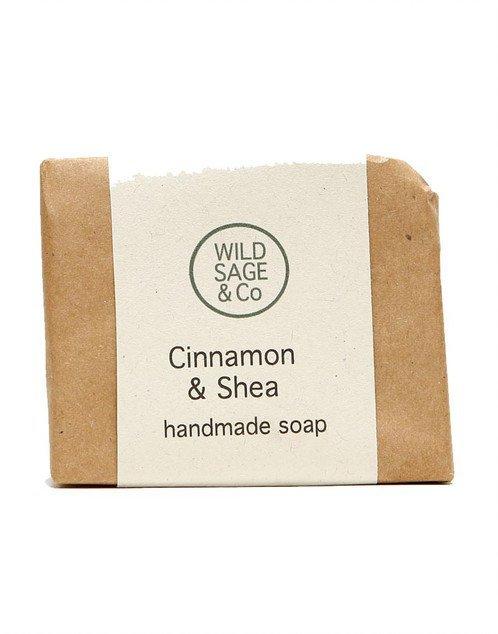 Wild Sage & Co Cinnamon & Shea