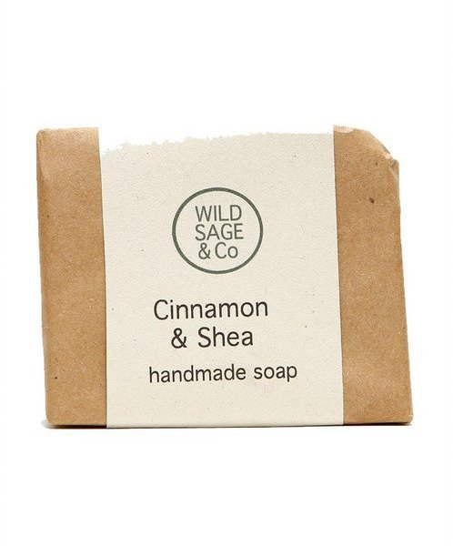 Wild Sage & Co Cinnamon & Shea