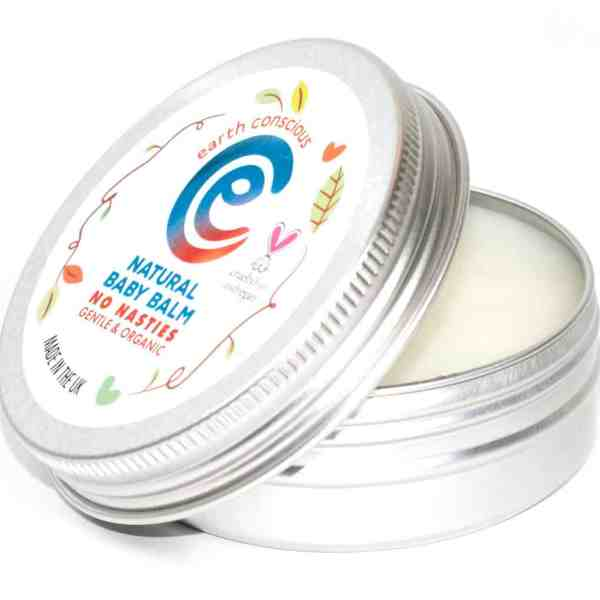 Earth Conscious Natural Baby Balm