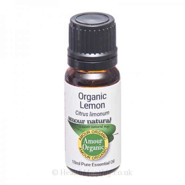 Organic Lemon Essential Oils