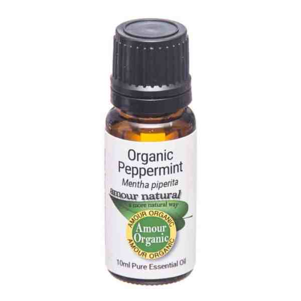 Organic Peppermint Essential Oils