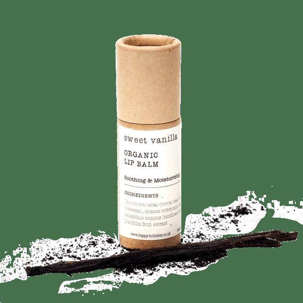 Sweet Vanilla Organic Lip Balm