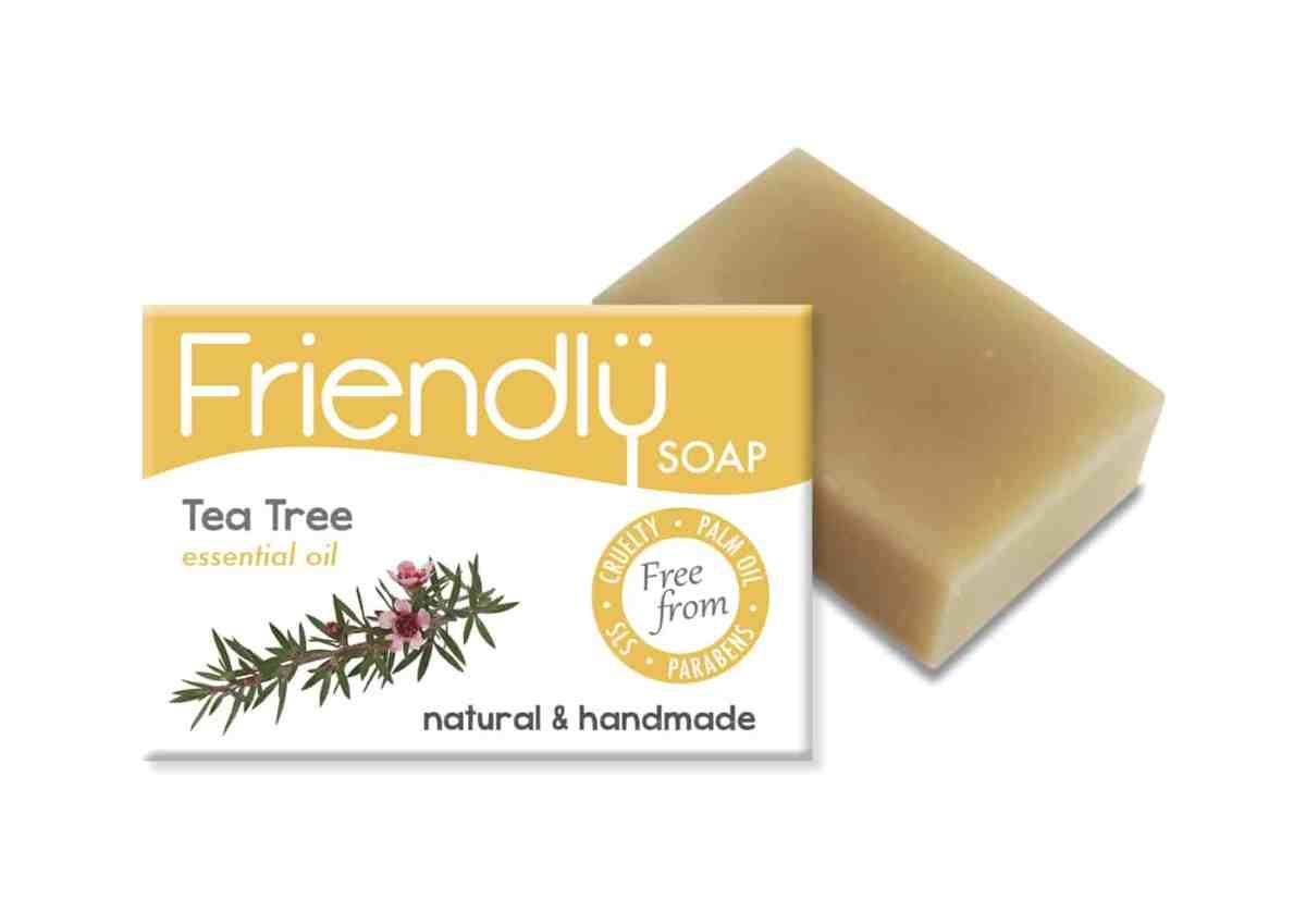Friendly Tea Tree Soap