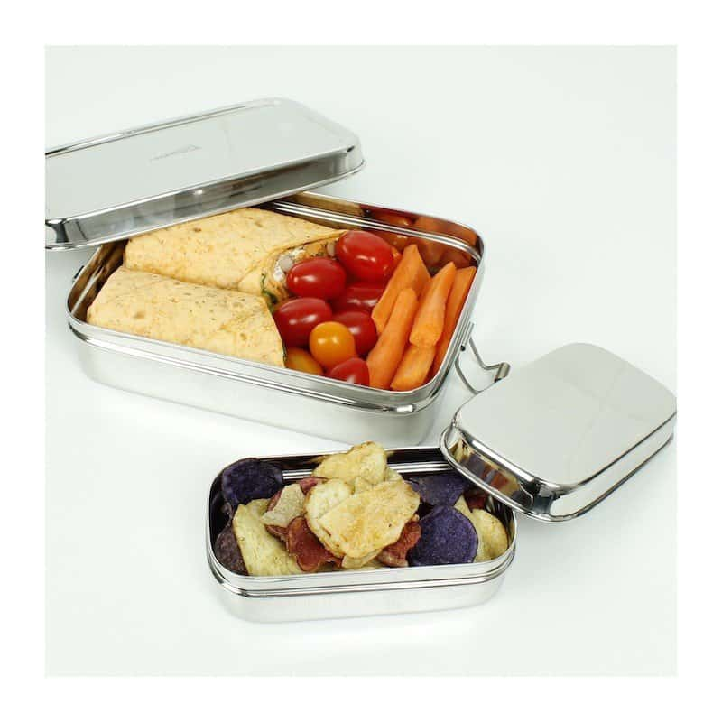 Tiffin With Food