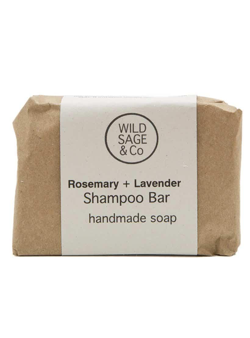 Wild Sage & Co Shampoo Bar