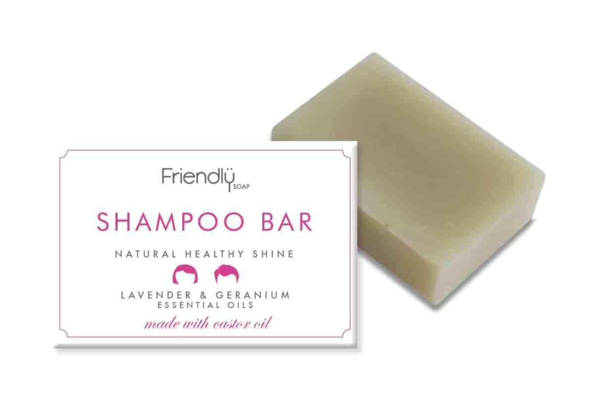 Friendly Shampoo Bar