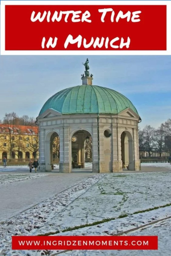 Winter time in Munich - Top 10 Attractions