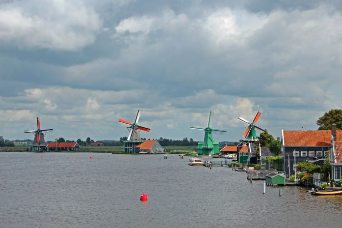 Zaanse Schans - The Windmill City | IngridZenMoments