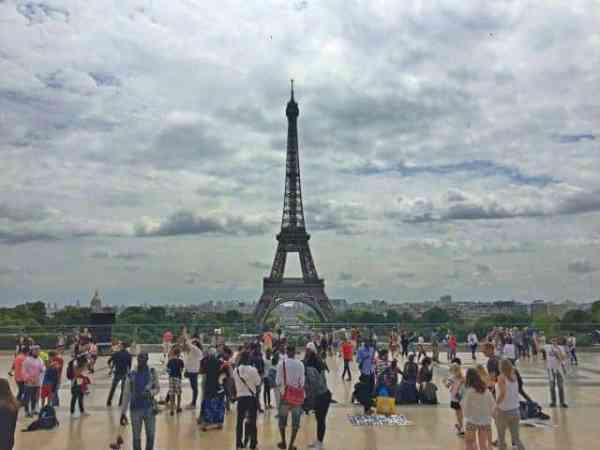 Paris with kids (including an accommodation review)