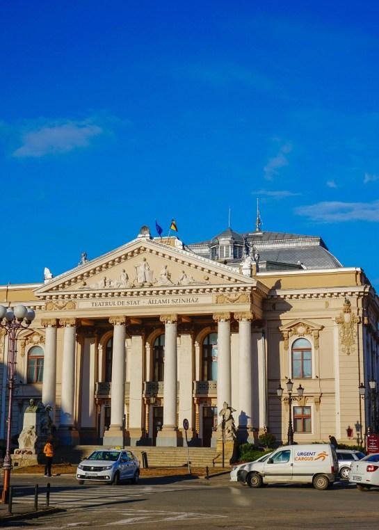 Oradea tourist attractions