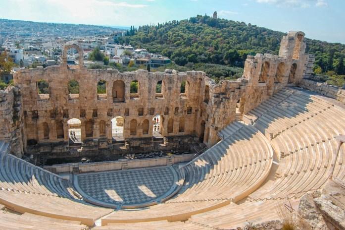 Athens travel information