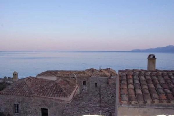 Monemvasia, Peloponnese hidden gem