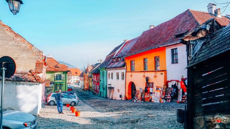 Transylvania road trip