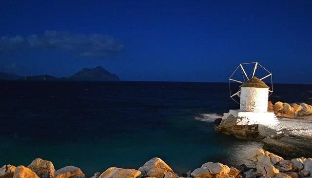5 less known Greek islands