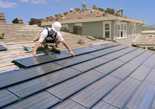 bipv building integrated photovoltaics solar power roof shingles