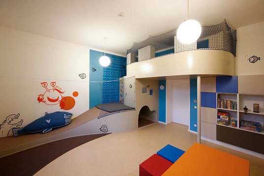 Children's Hospital is a Sheltering Haven that Proves Design Heals