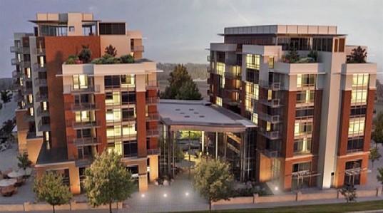 Parkside Victoria, leed platinum, canada, green architecture,  green design, eco design, sustainable design, green building