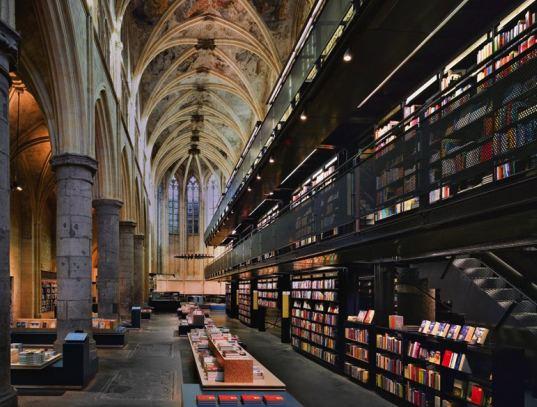Selexyz bookshop, Maastricht