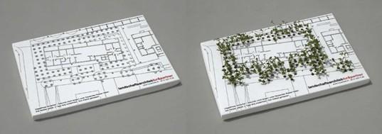 Landscaped Business Card, Tur & Partner, Jung von Matt