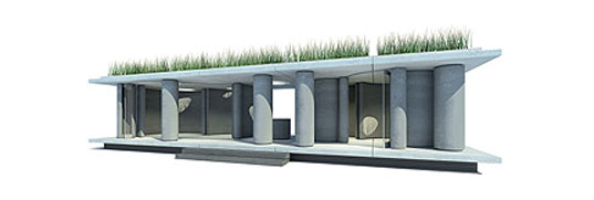 concrete house, sustainable concrete, concrete construction, green home, concrete4.jpg