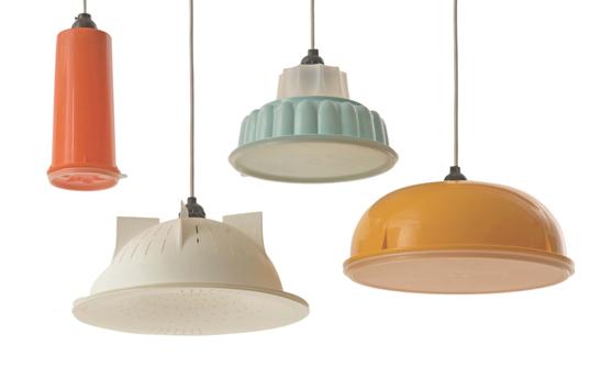 The Estate of Things chooses Tupperware Lighting