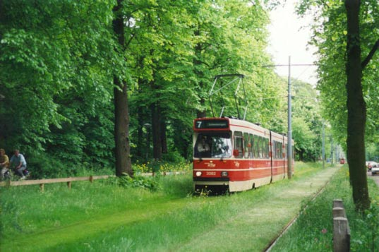 trams on grass, sustainable transportation, european public transportation, green transportation, urban design, urban heat island effect, green design, grass lined public transportation tracks