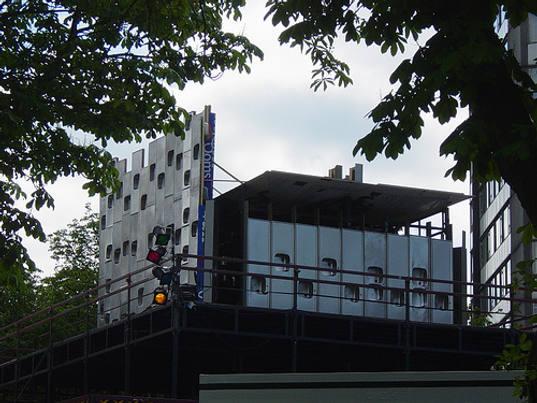 kitchen sink pavilion, sustainable design, green design, green building, sustainable architecture, recycled materials, 2012 architechten, jeanneworks