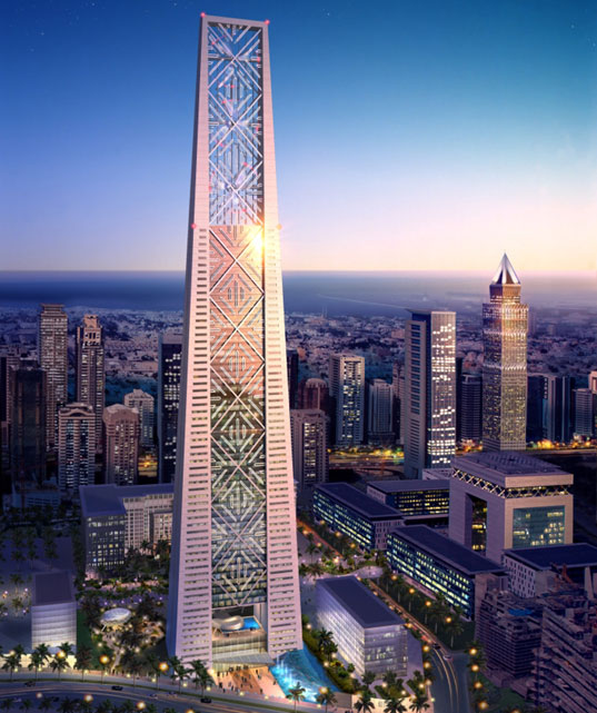 Lighthouse, DIFC, Wind Power, Solar Power, Atkins Middle East
