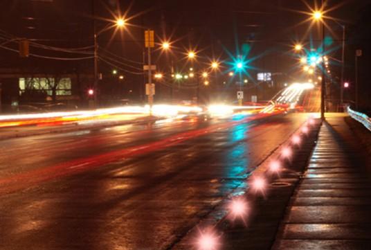 Solar Cynergy's Solar LED Lights, City Street Lights