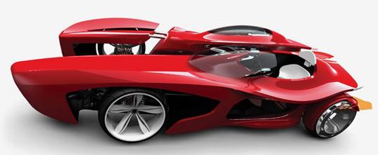 Rca presenta elegante concepto en carros softpaq for Motores y vehiculos phoenix