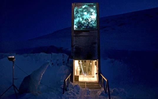 seed7.jpg, Svalbard Global Seed Vault, Seed conservation, Global Seed Vault, agricultural conservation, agricultural facility, norway seed facility, norway seed vault, svalbard seeds, seed protection